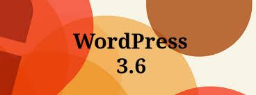 השוואה ושחזור גרסאות בוורדפרס גרסה 3.6